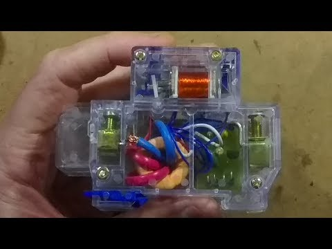 Really neat transparent RCD/GFI.  (with schematic)