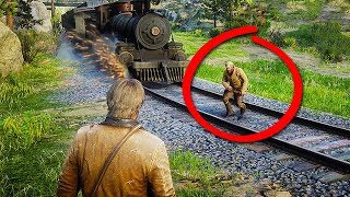 RDR2 FUNNY MOMENTS - Red Dead Redemption 2 Funny Moments, Fails & Glitches