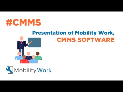 Mobility Work - presentation of the app