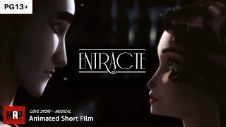 "CGI 3D Animated Short Film ""ENTRACTE"" Romantic Musical Animation by ESMA"
