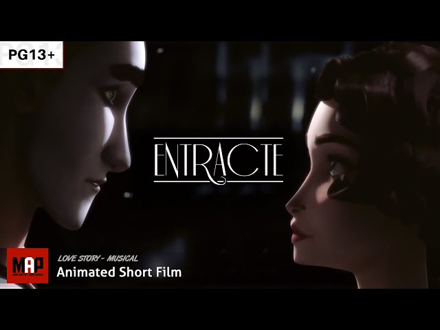 ENTRACTE | 3D CGI Musical Dance Number - Animated film by ESMA