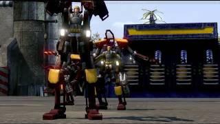 End of Nations - GamesCom 2011 Trailer (PC)
