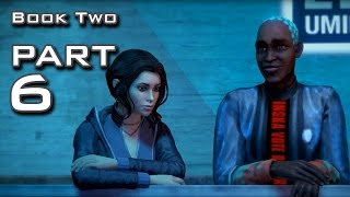 Dreamfall Chapters - Book Two: Rebels (PC) - Part 6 (w/ Live Commentary)