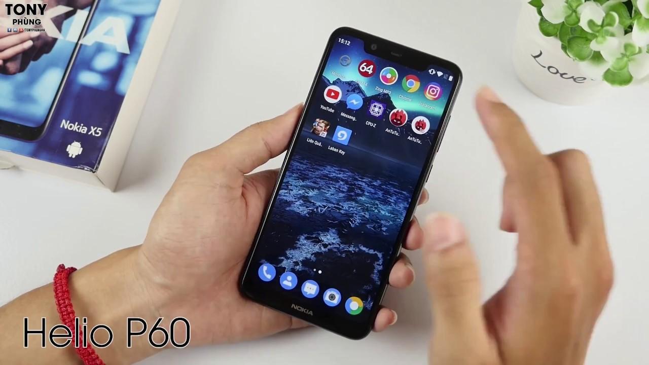Nokia X5 giá 4 triệu – Máy đẹp, cấu hình tốt, nhưng mình tiếc
