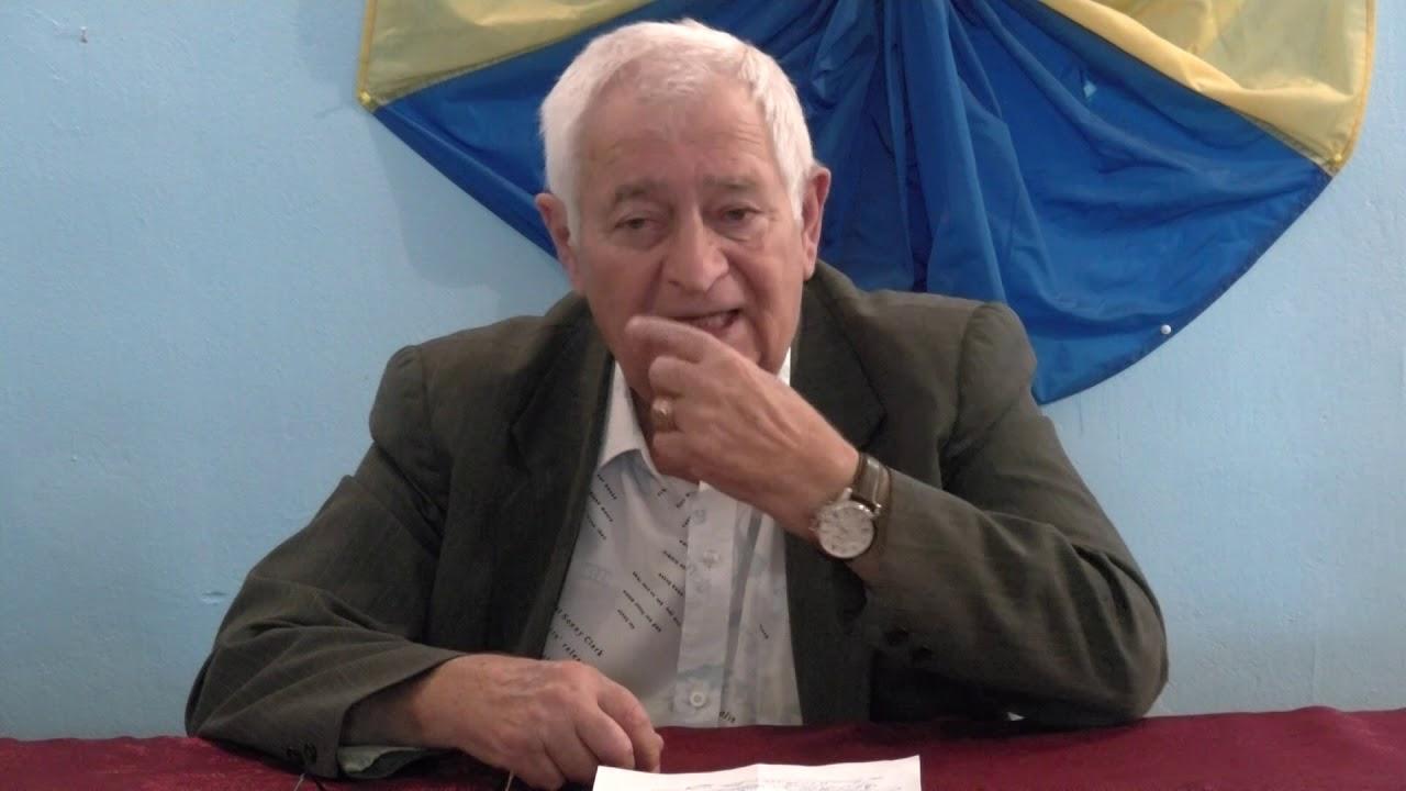 Conferință de presă PRM Turda - Doru Anca (18.09.2018)