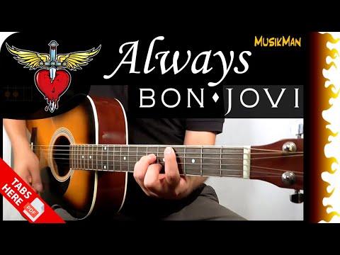 Always 💖🎸 - Bon Jovi / MusikMan #116