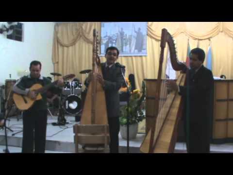 Ageu & Jardelino   Harpa Paraguaia   Solo