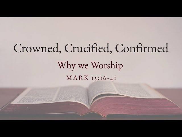 Sunday Service on August 22, 2021