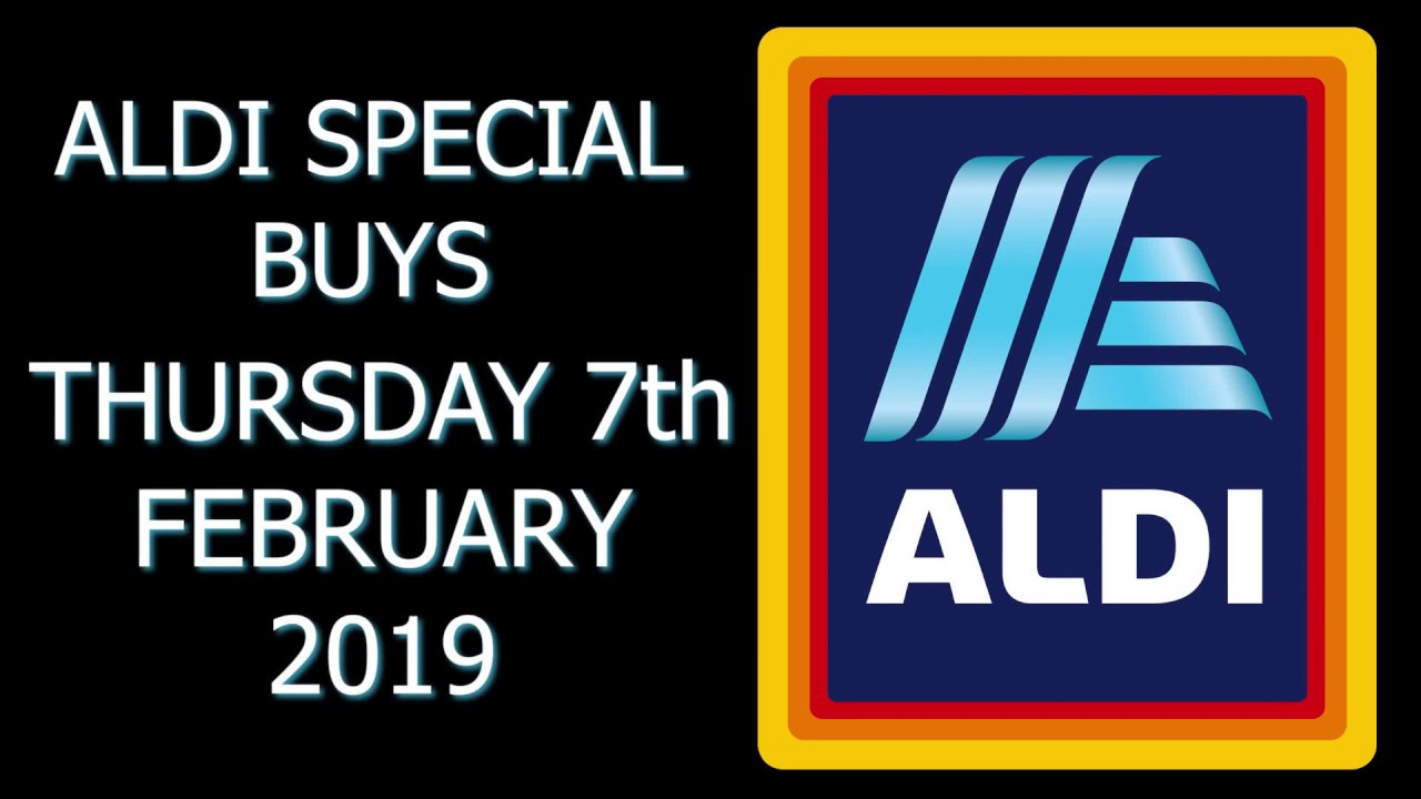 aldi special buys thursday 7th february 2019 youtube. Black Bedroom Furniture Sets. Home Design Ideas