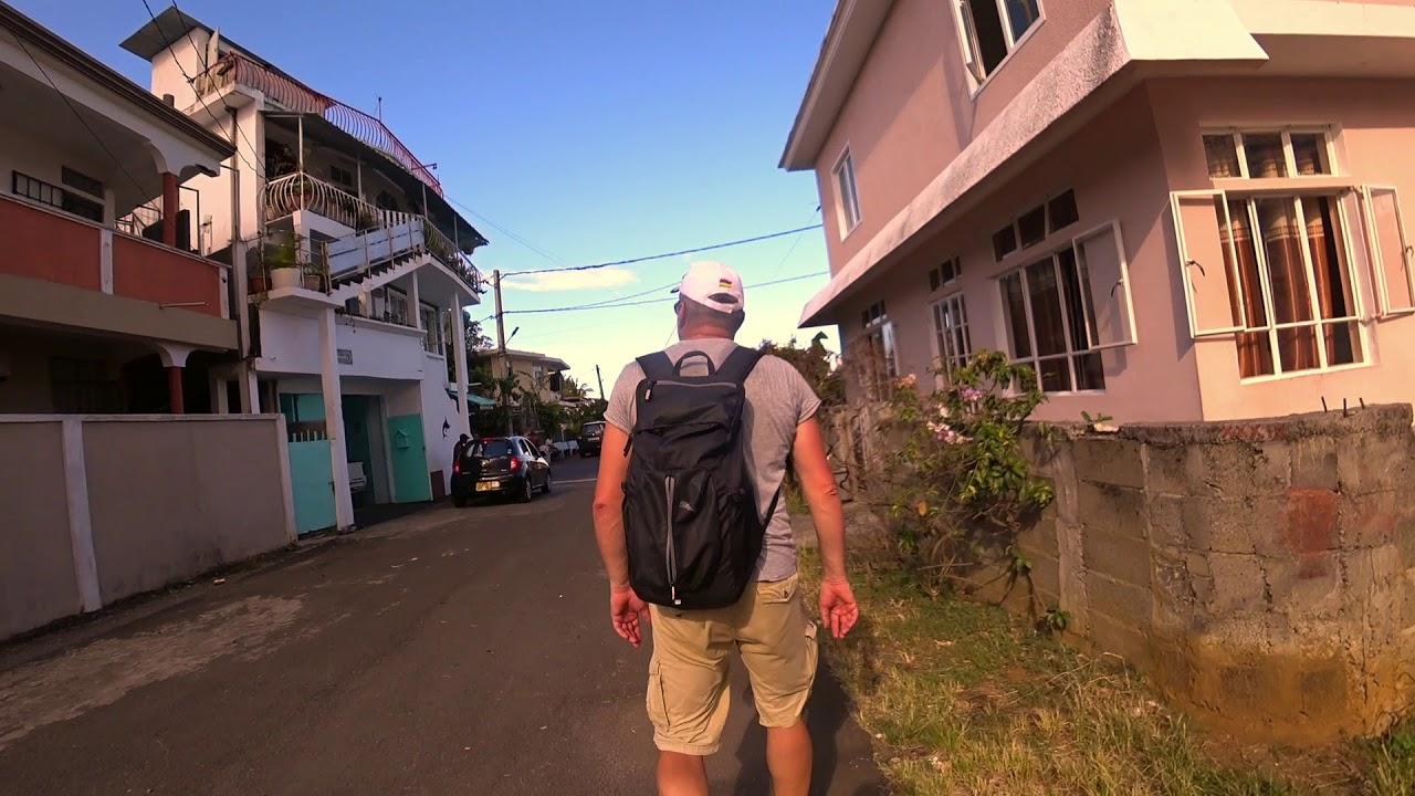 Реальная жизнь на острове Маврикий | Встреча с туристами из Чили | Ресторан La Vieille Rouge