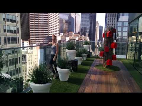 citizenM Hotel Times Square New York Video Tour -  Watch This Before You Book