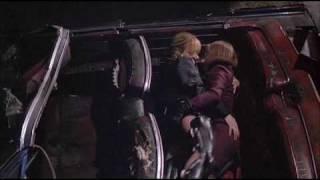 Holly Hunter & Rosanna Arquette in David Cronenberg's Crash
