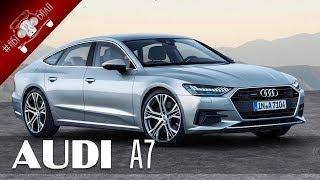 видео Обзор Audi A6 2018: фото и подробное описание новинки