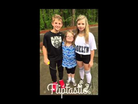 Mattybraps and his girlfriend