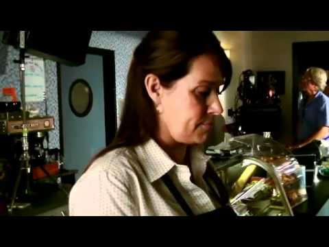 Rizzoli & Isles - Behind the Scenes - Lorraine Bracco - Division One Cafe Tour.