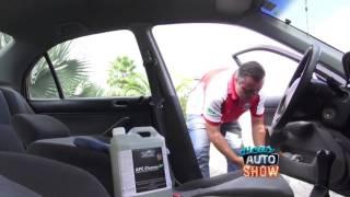 Como Higienizar o Forro de Teto do Seu Veículo - DICAS AUTO SHOW #06