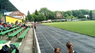 Легка Атлетика 2017 р .Біг 100 м.