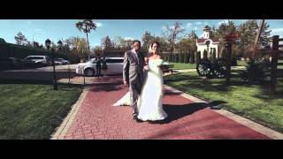 Организация свадьбы Киев, свадьба Лизы и Дениса 24 апреля
