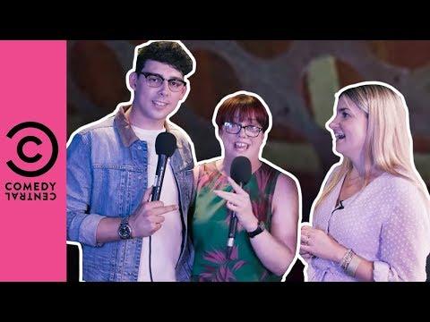 Matt Richardson & Angela Barnes With Harriet Kemsley | Post Roast | Roast Battle