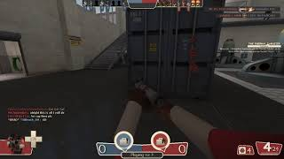 Team Fortress 2 stream because I'm staying on schedule. :d