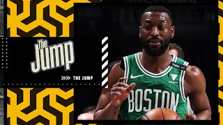 'I don't see Kemba Walker playing a game for the Thunder' - Marc J. Spears | The Jump