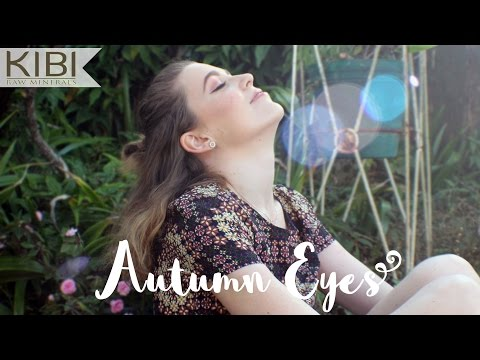KIBI Raw Minerals// Autumn Eyes Tutorial// Sidelined Boutique Beauty