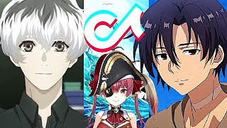 TikTok Anime Compilation(Pt.133) screenshot 4