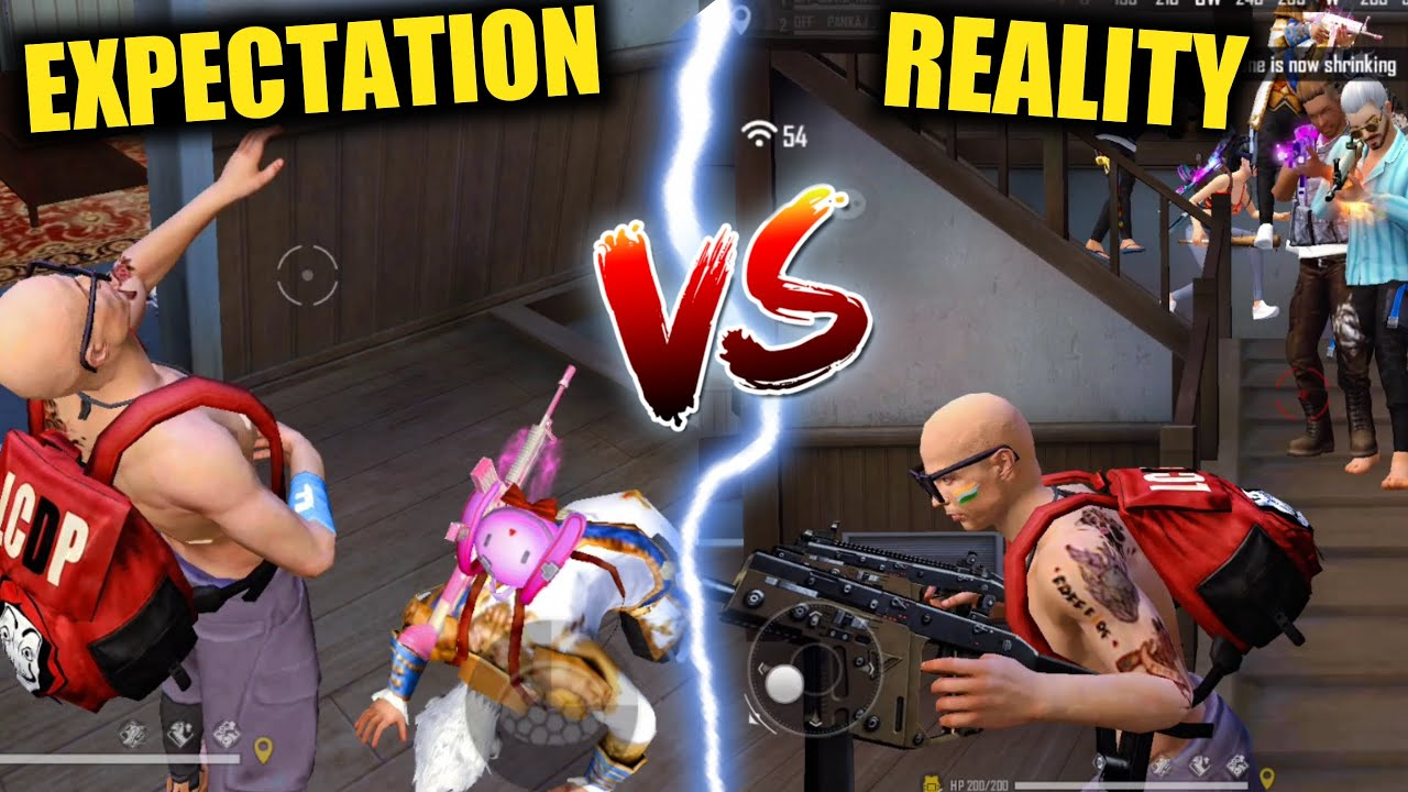 Ajab Gajab Tips And Tricks : Expectation VS Reality | Shadow Shooter
