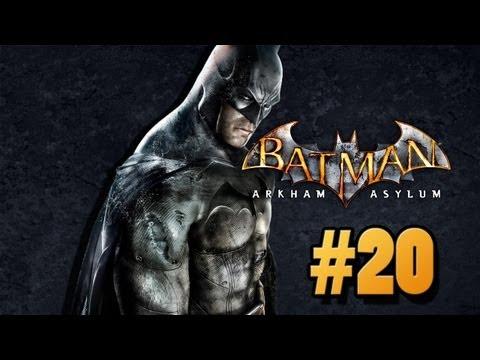 Let´s Play Batman Arkham Asylum #20 Titan oder Venom [GERMAN] [HD]
