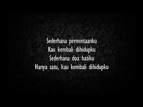D'Masiv - Mengetuk Pintu (lirik)