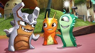 Bajoterra  NUEVA COMPILACIÓN  Episodio 3  5  Dibujos animados para niños Videos For Kids