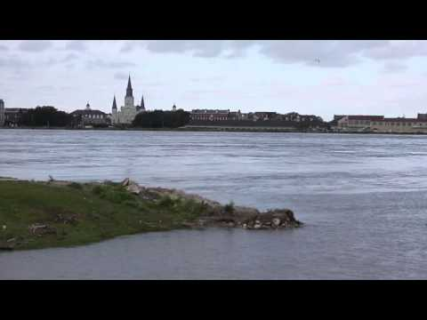 Army Corps Of Engineers Discuss The Mississippi River