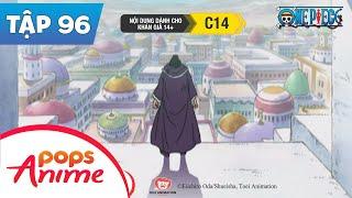One Piece Tập 96 - Thành Phố Xanh Erumalu Và Kung Fu Dugong! - Hoạt Hình Tiếng Việt