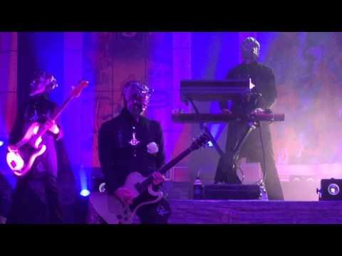 Ghost LIVE At Hard Rock, Orlando 11/2/2016