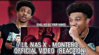 Lil Nas X Montero Call Me By Your Name Reaction ️ MP3