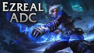 League of Legends | Frosted Ezreal ADC - Full Game Commentary