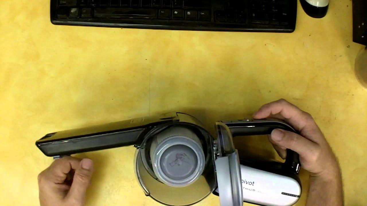 Black Decker Bdh2000pl >> Black Decker 20v Max Lithium Pivot Hand Vac Review Model Bdh2000pl