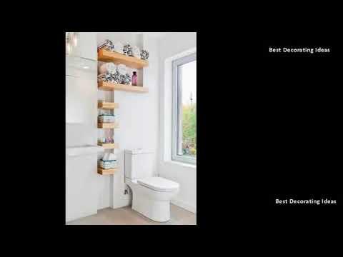 bathroom-shelf---bathroom-shelves-glass-brushed-nickel-|-best-&-easy-tricks-to-organize