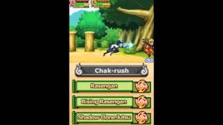 Naruto Shippuden Shinobi Rumble (Gameplay)