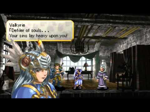 PSP Longplay [007] Valkyrie Profile: Lenneth (Part 1 of 8)