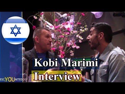 "Kobi Marimi ""Home"" Interview (Israel 2019)