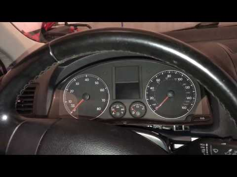 How To Remove A Speedometer In A Volkswagen Jetta 2005-2009