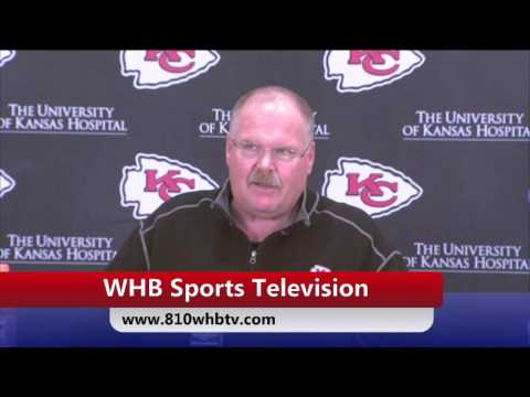 Andy Reid Talks About Redskins Win