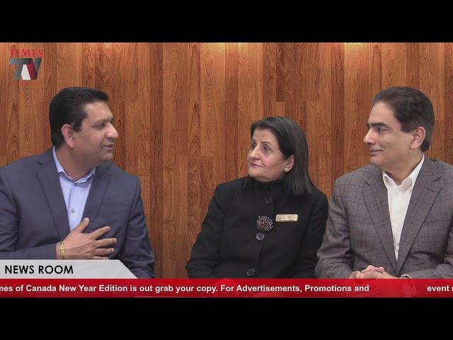 In Talks With Manjit Gill Directors Langley hospital foundation ft. Balraj Mann