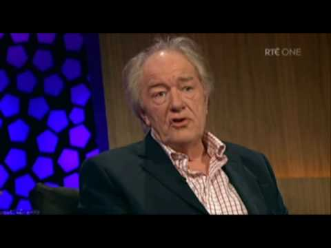 Michael Gambon's James Bond audition - YouTube
