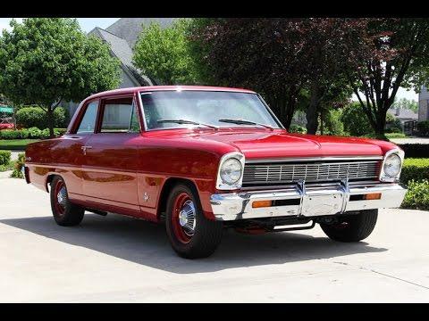 1966 Chevrolet Chevy Ii Nova For Sale Youtube