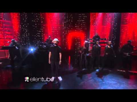 Jussie Smollett Performs 'Good Enough