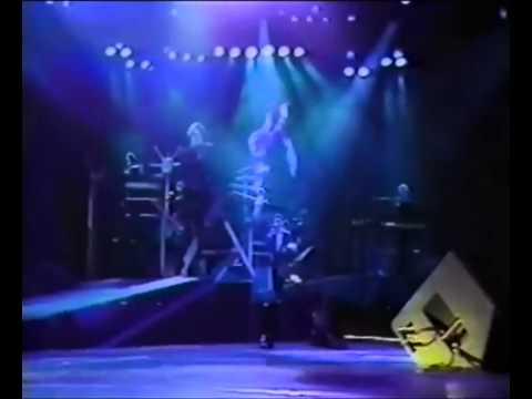 Depeche Mode - Black Celebration Tour 1986