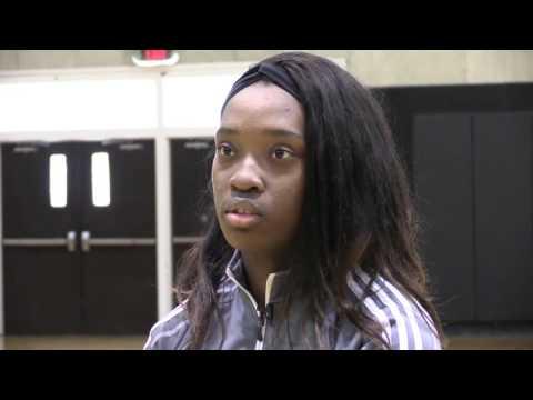 Athlete Spotlight: Shamari Brown from Fort Meade Middle Senior High School