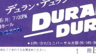 Duran Duran Khanada Live 1981